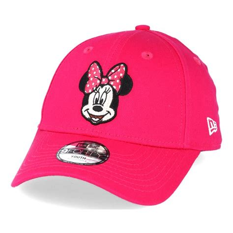 Jacket Minnie Mouse Pink Rsby 184 essential minnie mouse pink 9forty adjustable