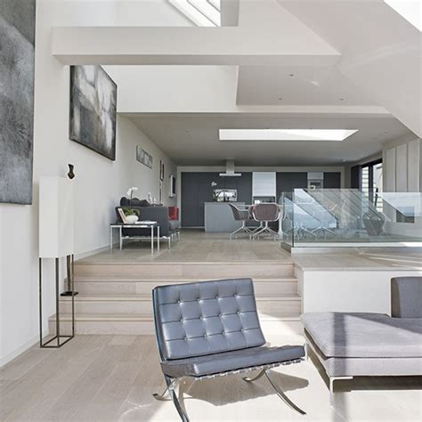 minimalist home tour open plan living area minimalist devon home house tour