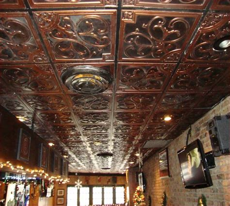 Metal Ceiling Tiles by Antique Metal Ceiling Tiles Magnificent Home Design Ideas