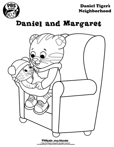coloring pages daniel the tiger get this daniel tiger coloring pages for kids 8gh4m