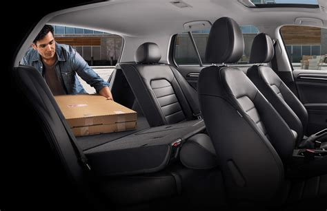 volkswagen golf wagon interior 6 cars the volkswagen golf has more cargo space than