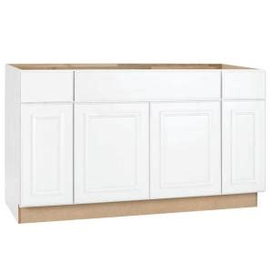 home depot base cabinets kitchen hton bay hton assembled 60x34 5x24 in sink base