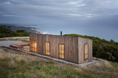 Small House Architects Australia Small Sized Nature Retreat Overlooking The