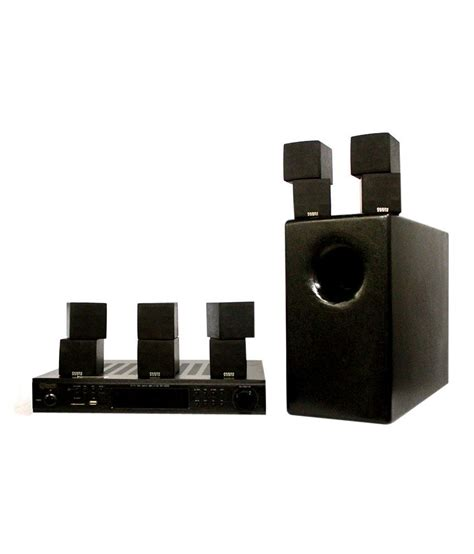 buy panda audio 5 1 home theatre system at best
