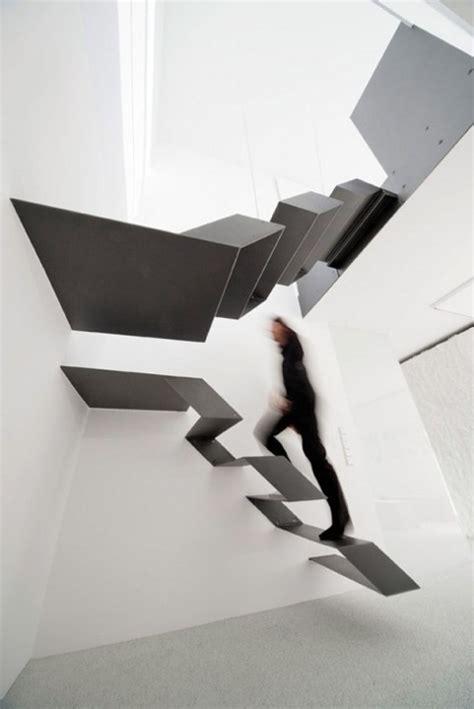 gestell unter treppe das aussergewoehnliche design der treppe kunstop de