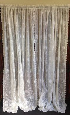 german curtains german lace curtains details about vtg german embr