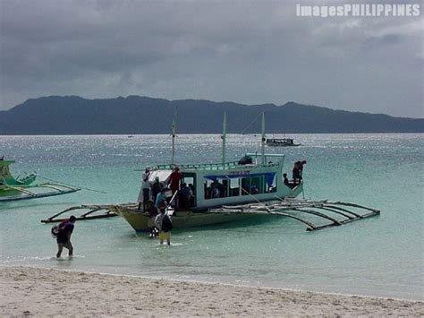 boat place quot boracay ferry boat quot place taken aklan philippines