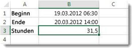 excel format zeit über 24 stunden addieren oder subtrahieren von zeiten excel
