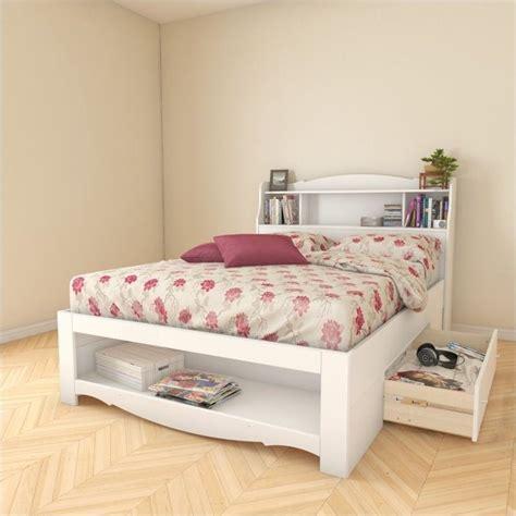 2 piece bedroom set 2 piece full reversible bedroom set in white 400564 set