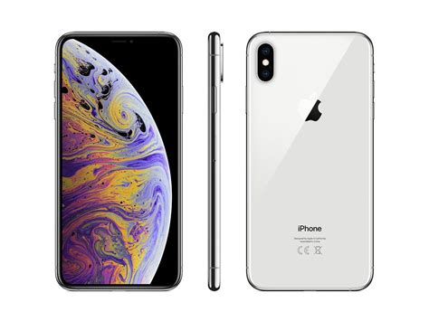 apple iphone xs max 4gb ram 64gb rom dual nano sim 4g lte id dual 12mp 2160p 3174mah