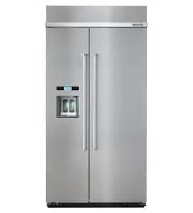 Kitchenaid Refrigerator by Kitchenaid Kitchenaid Built In Refrigerator
