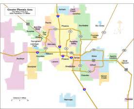 arizona city limits map metro housing market the nealteam tnt info