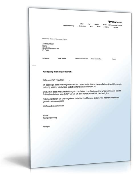 Best Tigung Unwirksamer K Ndigung by Niedlich Mitgliedschafts Zertifikat Vorlage Galerie
