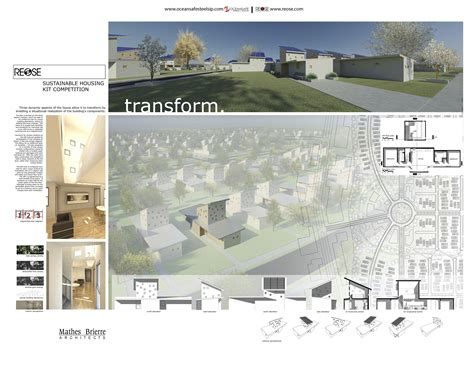 home design competition shows reose sustainable design competition history