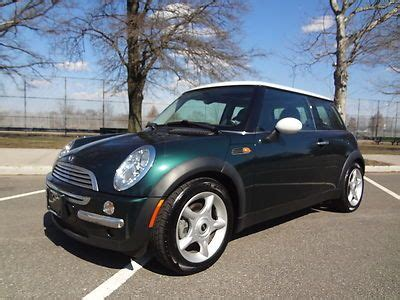 manual cars for sale 2002 mini cooper on board diagnostic system find used 2002 mini cooper low mileage hard top one owner mint condition like new manual t in