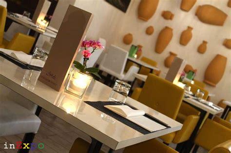 tavoli expo ristorante omanita al sablah in expo in expo