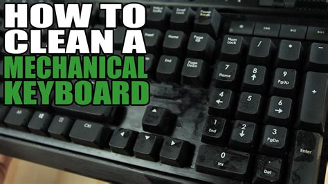 How To Sanitize A by How To Clean A Mechanical Keyboard