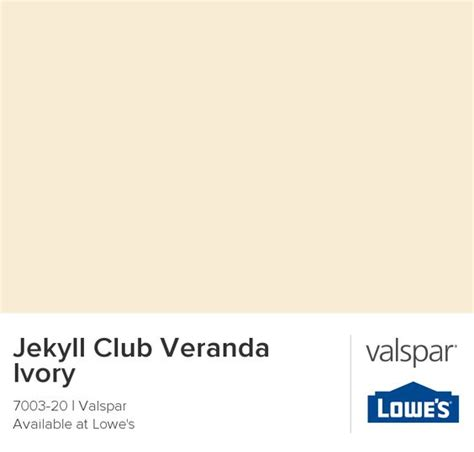 paint color veranda jekyll club veranda ivory from valspar in kitchen family