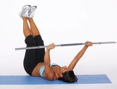how to do oblique bar crunches howstuffworks