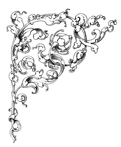 Wedding Scroll Border by Images Of Wedding Scroll Clipart Best