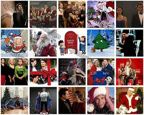 christmas film quiz online 100 pics christmas films level 81 100 answers 4 pics 1