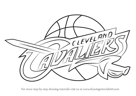 cavs coloring pages cleveland cavaliers coloring pages
