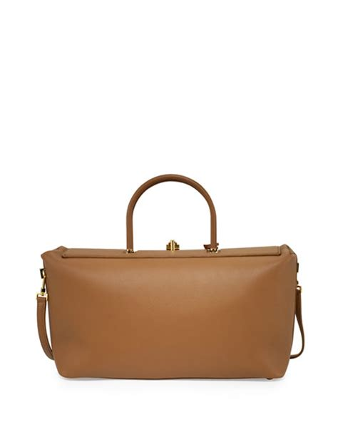 Bag India tom ford india medium leather satchel bag