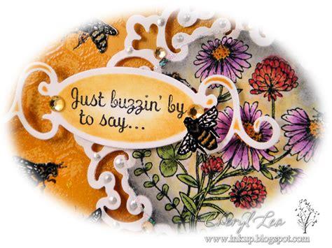 J 60367 Bee Set Enjoy ink up july 2011