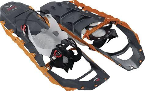 snow shoes trazee travel beat winter with msr snowshoes trazee travel