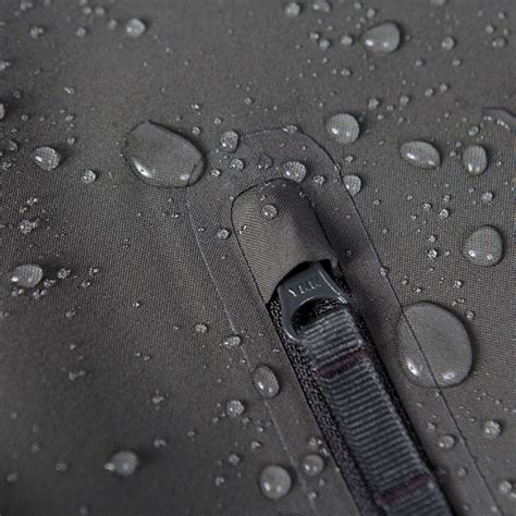 Water Proof waterproof vs water resistant