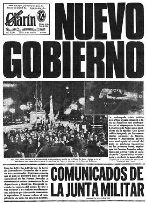 la dictadura de gnero 8415338813 dictadura militar 1976 1983