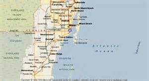 map of key biscayne