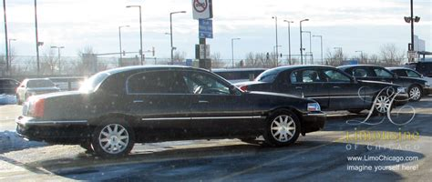 lincoln airport parking lincoln town car