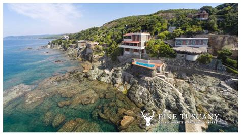 for sale italy property seafront property for sale in castiglioncello tuscany