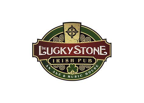 free logo design ireland serious modern jewelry logo design for the lucky stone