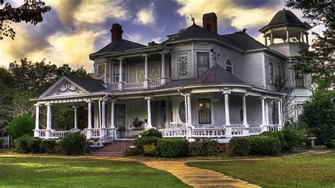 Southern Plantation House Plans Large Southern Plantation