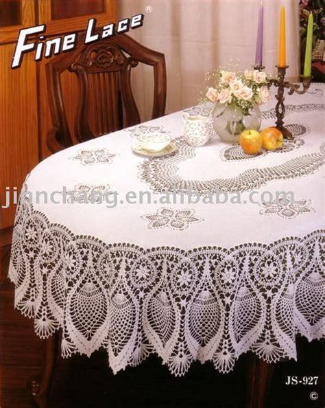 Kaos Oblong Motif Rectangle Preloved crochet oblong tablecloth apexwallpapers