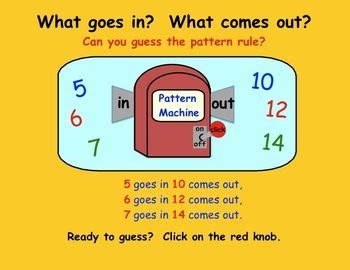 pattern games interactive 7 best images about patterns on pinterest activities