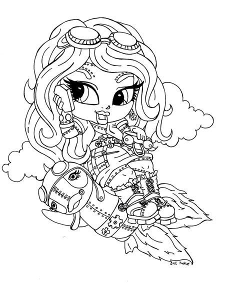 coloring pages for girls monster high bestofcoloring com