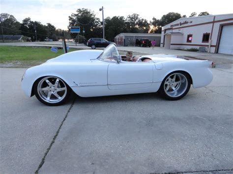 c1 corvette restomod for sale 1954 corvette restomod pro pro touring c1 ncrs 1953