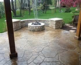 Patio Pavers On Sale Patio Sted Concrete Patios Home Interior Design