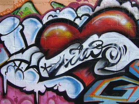 imagenes geniales de graffitis 34 im 225 genes de graffitis con corazones im 225 genes de graffitis