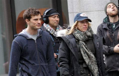 film startup vancouver photos fifty shades of grey star jamie dornan gets