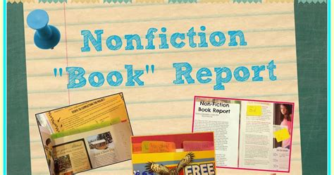 nonfiction book report teaching with a mountain view non fiction newspaper or