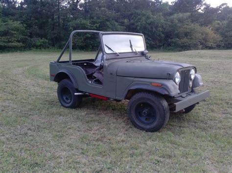 Cj Jeeps For Sale In Ga 73 Cj5 V8 00 For Sale Jeep Cj Cj 1973 For Sale In