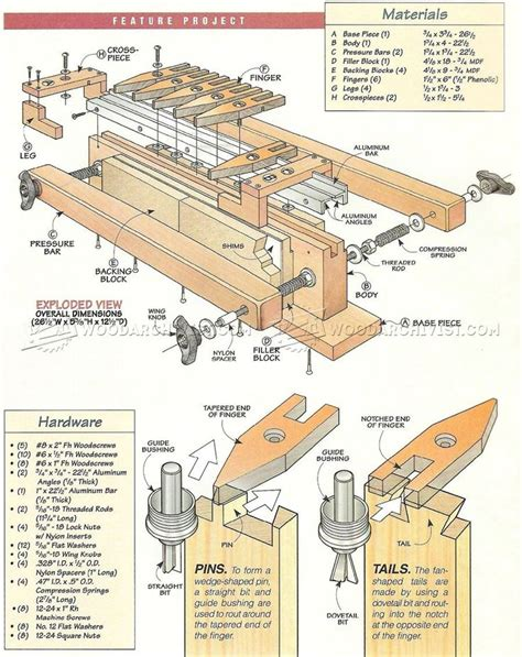25 Best Ideas About Dovetail Jig On Pinterest Woodworking Jigs Router Jig And Table Saw Jigs Dovetail Template Diy