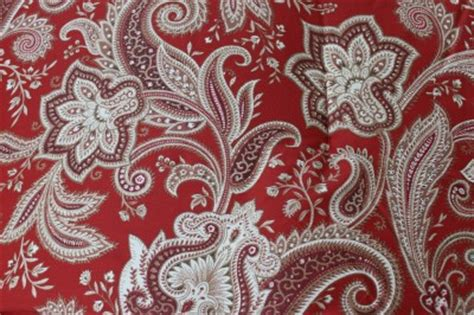 red paisley bedding hillcrest quot victoria paisley quot king comforter set red 6pc ebay