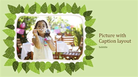 Wedding Album Leaf by Family Photo Album Green Leaf Nature Design Templates