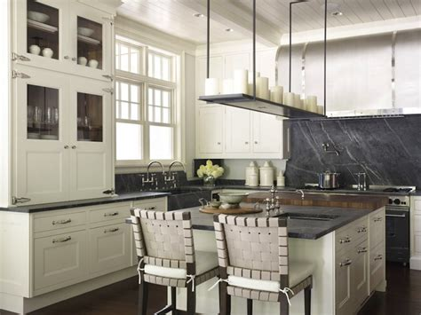 Soapstone Kitchen Countertops Soapstone Kitchen Island Contemporary Kitchen Hickman Design Associates