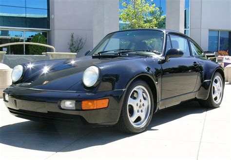 porsche 911 turbo 90s 1992 porsche 911 turbo in the 964 hunt german cars for
